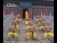 National Geographic Documentary Myths Logic Of Shaolin Kung Fu ; 47:17  [I LOVE THIS VIDEO, awesome]