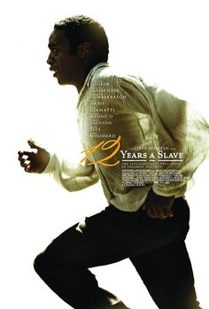 04/02/2014 12 YEAR OF SLAVE Que horrible experiencia la del protagonista de esta historia. Gran película.