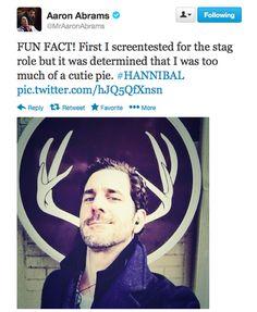 Hannibal. Aaron Abrams
