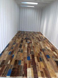 Pallet floor   1001 Pallets