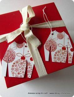 Countdown Natale: chiudipacco a forma di… Maglione!