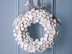 70 Unique / Unusual Christmas Wreaths