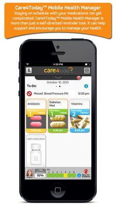 New [free] #healthcare management app