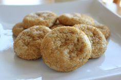 Maple Syrup Sugar Cookies