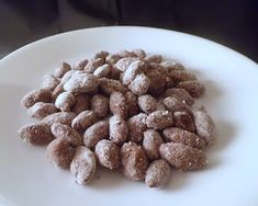"Low Carb ""Puppy Chow"" Almonds - Living Low Carb One Day At A Time"