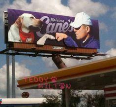Cutest billboard ever