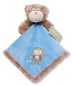 $12.99 Monkey Snuggle Buddy