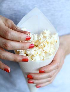 Truffle Oil Butter Popcorn
