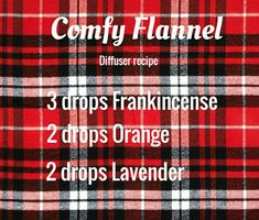 Comfy flannel essent