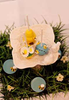 Birds and Bees Baby Shower