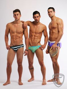 Men's Summer Swimwear by Timoteo Co . For more men's brief swimwear at great prices check www.swimkinis.com #mens swimwear #speedos #mens togs