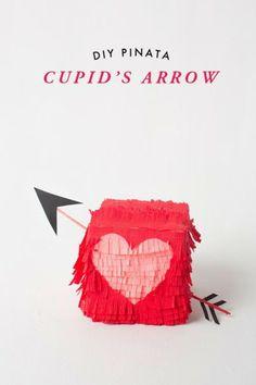 Cupids Arrow Pinata Tutorial