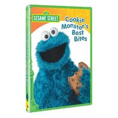 Cookie Monster DVD for a favor