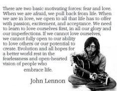 wisdom, embrac life, inspir, word, johnlennon, quot, john lennon, live, fear