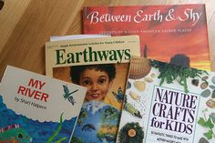 Favorite Earth Day Books http://loveinthesuburbs.com/wordpress/10-earth-day-activities-for-families