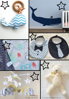 Baby Shower Gift Ideas for Boys