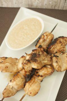 Satay Chicken with Peanut Sauce by Kristen D., Capturing Joy with Kristen Duke http://#HEBMeals
