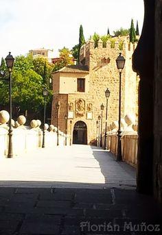 #Cuentalaleyenda... La esposa del alarife y el puente de San Martín #Toledo #CastillaLaMancha