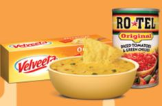 Velveeta and Ro*tel Coupons!