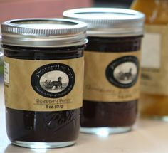 I love to make canned goods for friends and this week I learned a new recipe for Rustic Apple B...