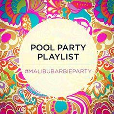 TT Malibu Pool Part mix