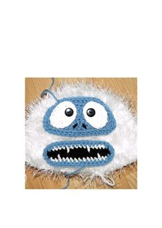 """""""Abdominal Snowman"""" (Bumble) Hat, adult/pre-teen/child sizes, free crochet pattern, pdf @ from Ravelry: http://www.ravelry.com/patterns/library/bumble-hat (but image won't pick-up:/)"""