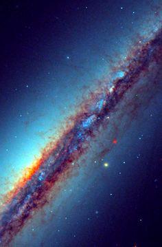 Galaxy NGC 4217