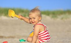 Water Or Sand Play Game - Activities For Kids