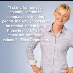 Go, Ellen!