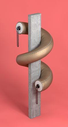 Fashion For Concrete by Fabrice Le Nezet, via Behance