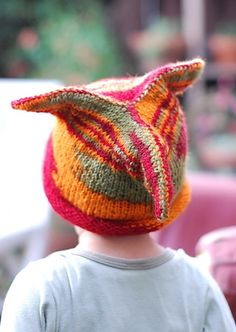 Ravelry: Baby Jester Hat..free pattern by Woolly Wormhead