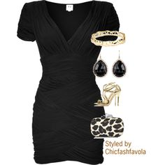"""Cocktails Anyone!"" by chicfashfavola on Polyvore"