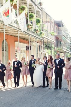 New Orleans | View entire slideshow: Coastal Summer Wedding Destinations in the U.S.A. on http://www.stylemepretty.com/collection/422/ | Photography: The Nichols - jnicholsphoto.com