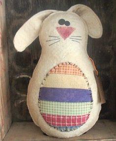 cute bunny cushion