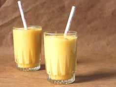 Spicy and Salty Mango Lassi