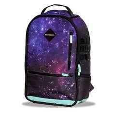 Glow in the Dark Galaxy Backpack #ZeroGravity