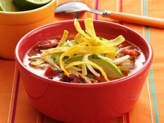Chicken Tortilla Soup recipe from Live Better America