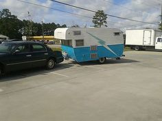 13' Bee Line Camping trailer 1964