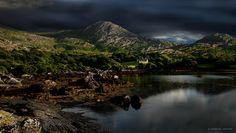 Irish scenery.