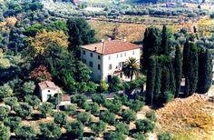 Villa Lucca Moriano