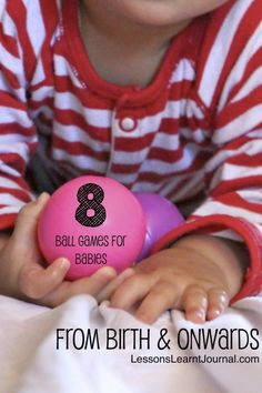 @LLJournalAust: When it comes to baby toys, it's hard to beat the popularity of the simple ball. Here are our favourite 8 ball games for babies, from birth & onwards. #BabyToys #BallGames #GamesForBabies