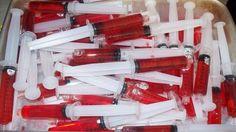 Nursing Party w/ Jello Shot Syringes!