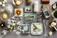 Do you connect with many pieces in this image? Find out what type of home decor style you have by taking our Stylescope quiz. Click here!