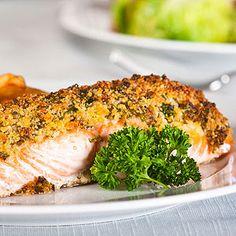 ... atkins fish name crusts salmon food salmon pecans crusts food recipe