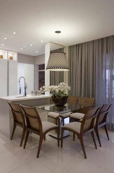 Sala de jantar dining room on pinterest mesas dining for Como e dining room em portugues