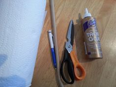 American Girl Doll Crafts and Fun!: Craft: How to Make a Doll Paper Towel Roll