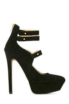Betsey Johnson Pennie Platform Heels