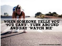 life motto, loose weight, weight loss secrets, fitness workouts, watch, inspir, rock, daily motivation, fitness quotes