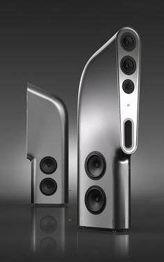 Audio Design Speekers by Codedesign - Poland  3 #Audio #speakers #codedesign