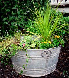 repurposed // planters